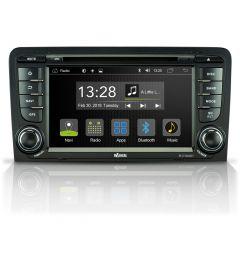 Autoradio GPS Audi A3 Radical R-C10AD1