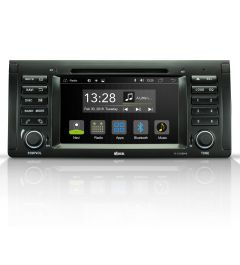 Autoradio GPS BMW X5 RADICAL R-C10BM4