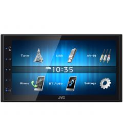 Autoradio Multimedia  JVC KW-M24BT