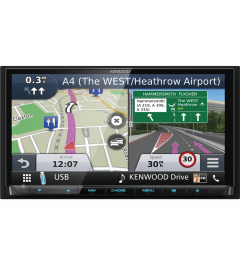Autoradio GPS KENWOOD DNX-8170DABS