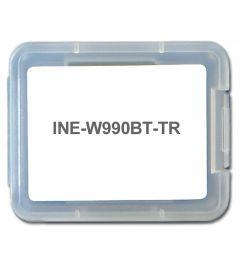 Application Poids Lourds ALPINE INE-W990BT-TR