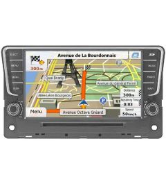 Autoradio Gps Video SEBASTO VM115GPSEUROPE