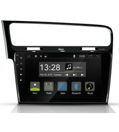 Autoradio GPS VW GOLF7 RADICAL R-C10VW2