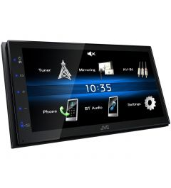Autoradio Multimedia 2 DIN 6.8 Pouces JVC KW-M25BT