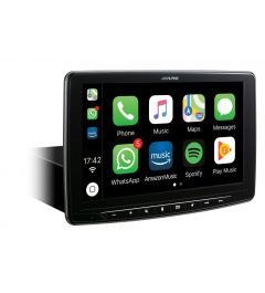 Autoradio 9 Pouces Gps  Carplay Android Auto ALPINE INE-F904D