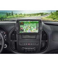 Autoradio Navigation Mercedes Vito ALPINE X903D-V447