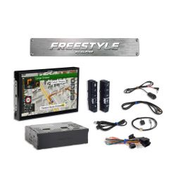 Autoradio Navigation Freestyle ALPINE X903DC-F
