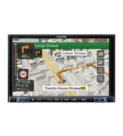 Autoradio Navigation Multimedia 8 Pouces  ALPINE X803D-U
