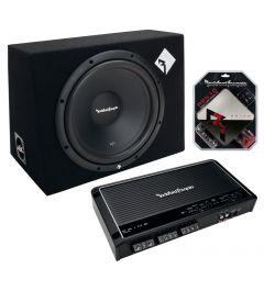 Kit Caisson + Ampli ROCKFORD SSK600II