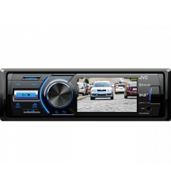 Autoradio 1 Din Sans Cd Multimedia Camera Dab Bluetooth JVC KD-X561DBCAM-PF
