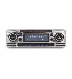 Autoradio Vintage Bluetooth Usb Aux Dab CALIBER RMD120DAB-BT