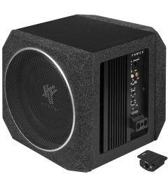 Caisson Amplifie Compact 20 Cm HIFONICS ZX-82A