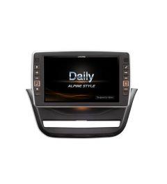 Autoradio GPS Iveco ALPINE X902D-ID
