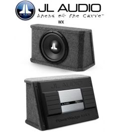 Caisson amplifie JL AUDIO PWM112-WXJX