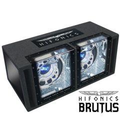 Caisson de basse HIFONICS BXI12-DUAL