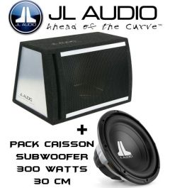 Caisson de basse JL AUDIO CP112-W0V3AD