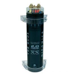 Condensateur HIFONICS HFC2000
