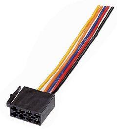 Connecteur Auto-radio SEBASTO 4/640