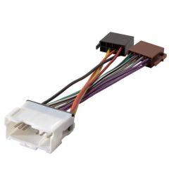 Connecteur Auto-radio SEBASTO 4/708