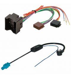 Connecteur Auto-radio SEBASTO 4/775