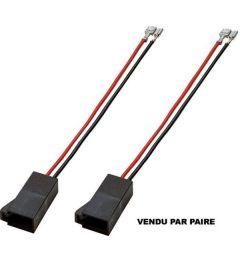 Connecteur haut parleur SEBASTO 4/653
