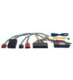 Connecteur kit main libres SEBASTO 4/758
