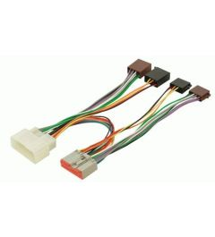 Connecteur kit main libres SEBASTO 4/772