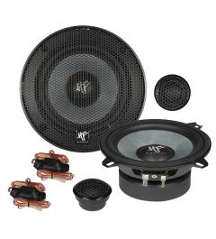 Kit 2 Voies Separess 13Cm HIFONICS ZS5.2E