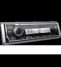 Autoradio 1 Din Marine Bluetooth Usb Dab Amazon Alexa KENWOOD KMR-M506DAB
