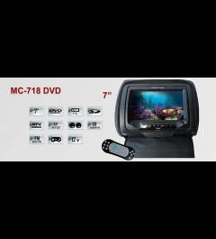 Écran vidéo ACCELDIS MC-718DVD