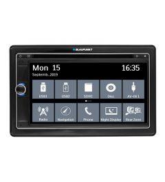 Autoradio 2 Din GPS Dab Dvd Bluetooth Usb Blaupunkt LAS-VEGAS690-DAB-NAV