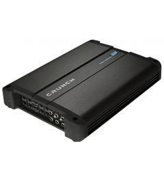 Amplificateur 4 Canaux Classe A B CRUNCH DSX4500