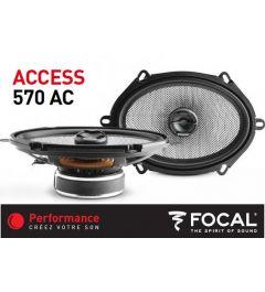 Haut parleurs 13x18 cm FOCAL 570AC