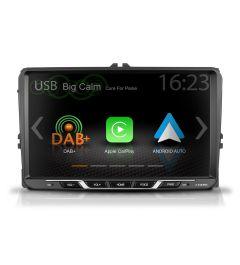 Autoradio Specifique Vw Carplay Android Auto Gps ZENEC Z-E2055