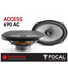 Haut parleurs 15x23 cm FOCAL 690AC