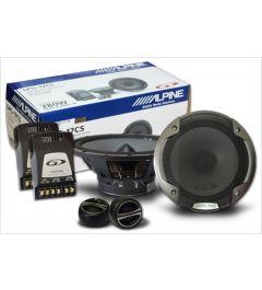 Haut parleurs 16.5 cm ALPINE SPG-17CS