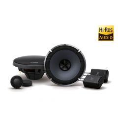 Haut parleurs 16.5 cm ALPINE X-S65C