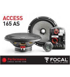 Haut parleurs 16.5 cm FOCAL 165AS