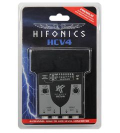 High To Low Level Converter HIFONICS HCV4