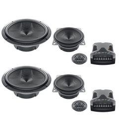 Haut parleurs 16.5 cm HERTZ AUDIO ESK163L.5