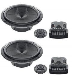 Haut parleurs 16.5 cm HERTZ AUDIO ESK165L.5