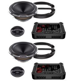 Haut parleurs 16.5 cm HERTZ AUDIO MLK700.3