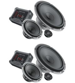 Haut parleurs 16.5 cm HERTZ AUDIO MPK163.3