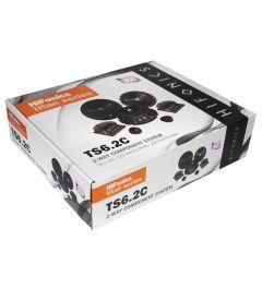 Haut parleurs 16.5 cm HIFONICS TS6.2C
