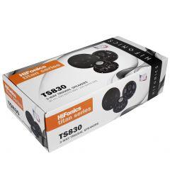 Haut parleurs 20 cm HIFONICS TS-830
