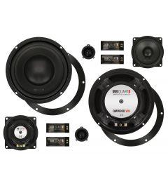 Haut parleurs sur mesure MB QUART QM-200.3BMW