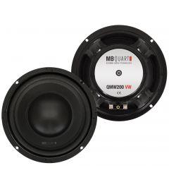 Haut parleurs sur mesure MB QUART QMW-200VW