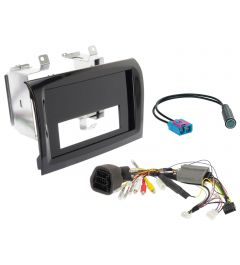 Kit Integration CAmping CarPour Autoradio ILX-F903D ALPINE KIT-H9DUC