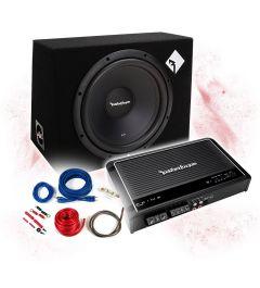 Caisson Amplifier ROCKFORD SSK300MKIII