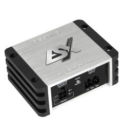 Mini Amplificateur 2 Canaux Classe D Plug And Play Iso ESX QS-TWO-ISO